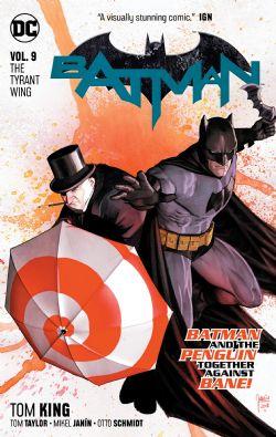BATMAN -  THE TYRANT WING TP 09
