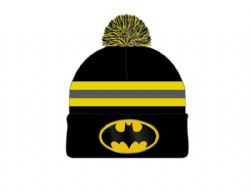 BATMAN -  TUQUE À POMPOM