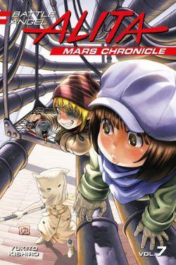 BATTLE ANGEL ALITA -  MARS CHRONICLE GN 07