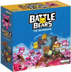 BATTLE BEARS (ANGLAIS)