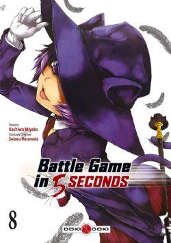 BATTLE GAME IN 5 SECONDS -  (V.F.) 08