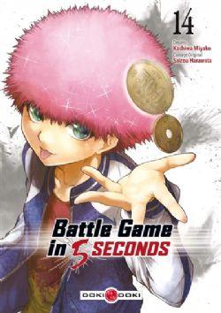 BATTLE GAME IN 5 SECONDS -  (V.F.) 14