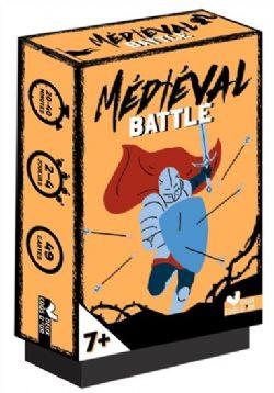 BATTLE -  MEDIEVAL (FRANCAIS)