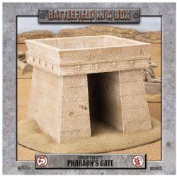 BATTLEFIELD IN A BOX -  PHARAOH'S GATE -  FORGOTTEN CITY