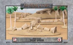 BATTLEFIELD IN A BOX -  SILENT SPHINX -  FORGOTTEN CITY