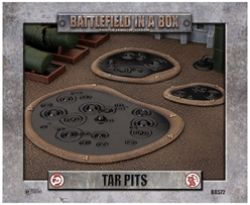 BATTLEFIELD IN A BOX -  TAR PITS