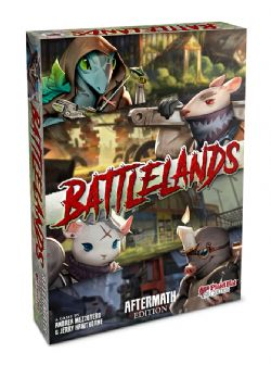 BATTLELANDS (ANGLAIS)