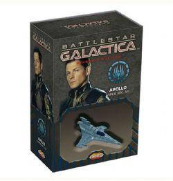 BATTLESTAR GALACTICA : STARSHIP BATTLES -  APOLLO VIPER MK. VII (ANGLAIS)