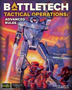 BATTLETECH -  ADVANCED RULES (ANGLAIS) -  TACTICAL OPERATIONS