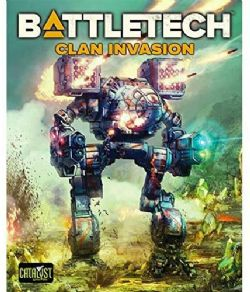 BATTLETECH -  CLAN INVASION CARDS (ANGLAIS)