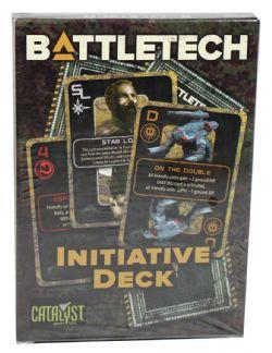 BATTLETECH -  INITIATIVE DECK (ANGLAIS)