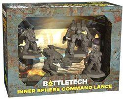 BATTLETECH -  INNER SPHERE COMMAND LANCE (ANGLAIS)