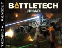 BATTLETECH -  JIHAD (ANGLAIS) -  TECHNICAL READOUT