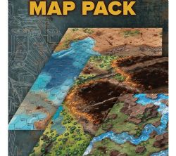 BATTLETECH -  MAP PACK: BATTLE FOR TUKAYYID (ANGLAIS)