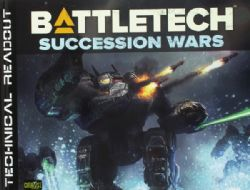 BATTLETECH -  SUCCESSION WARS (ANGLAIS) -  TECHNICAL READOUT