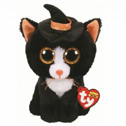 BEANIE BOO'S -  WITCHIE LE CHAT D'HALLOWEEN (15 CM)
