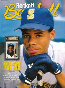 BECKETT BASEBALL -  SEPTEMBRE 2020 *** COUVERTURE KEN GRIFFEY JR.*** 174