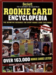 BECKETT -  ROOKIE CARD ENCYCLOPEDIA - 2ÈME ÉDITION 2014