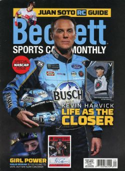 BECKETT SPORTS CARD MONTHLY -  AVRIL 2019 409