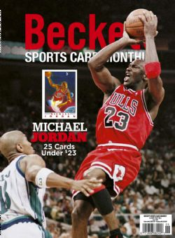 BECKETT SPORTS CARD MONTHLY -  JUIN 2020 (MICHAEL JORDAN EN COUVERTURE) 423