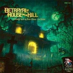 BETRAYAL AT HOUSE ON THE HILL -  JEU DE BASE (ANGLAIS)
