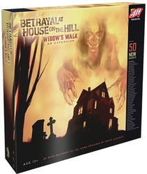 BETRAYAL AT HOUSE ON THE HILL -  WIDOW'S WALK EXPANSION (ENGLISH)