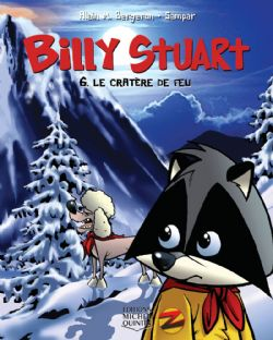 BILLY STUART -  LE CRATÈRE DE FEU 06