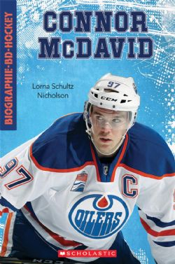BIOGRAPHIE-BD-HOCKEY -  CONNOR MCDAVID