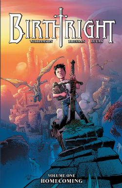 BIRTHRIGHT -  HOMECOMING NEW PRINT TP 01
