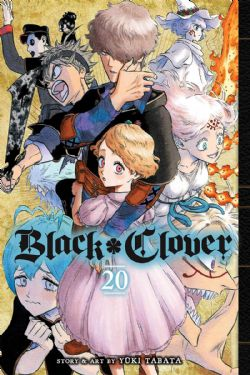 BLACK CLOVER -  WHY I LIVED THIS LONG (V.A.) 20