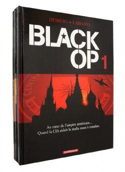 BLACK OP -  BD USAGÉS TOME 01 À 05 (EXCLUANT 04)