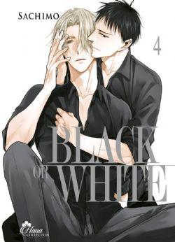 BLACK OR WHITE -  (V.F.) 04