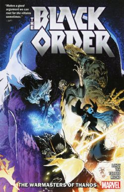 BLACK ORDER -  WARMASTERS OF THANOS TP