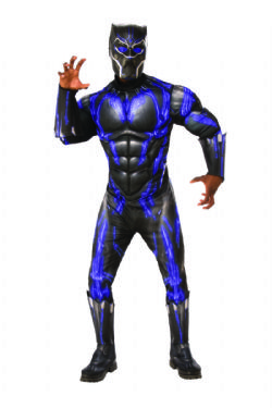 BLACK PANTHER -  COSTUME DE BLACK PANTHER (ADULTE)