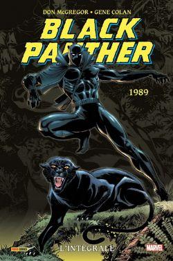 BLACK PANTHER -  INTÉGRALE 1989