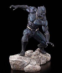 BLACK PANTHER -  STATUE ARTFX DE BLACK PANTHER (29CM) -  MARVEL PREMIER STATUE