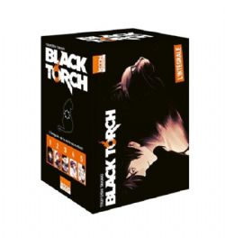BLACK TORCH -  COFFRET INTÉGRALE (TOMES 01 À 05) (V.F.)