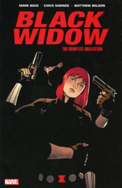 BLACK WIDOW -  THE COMPLETE COLLECTION TP