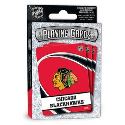 BLACKHAWKS DE CHICAGO -  CARTES À JOUER