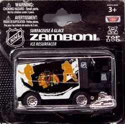 BLACKHAWKS DE CHICAGO -  ZAMBONI 1/50