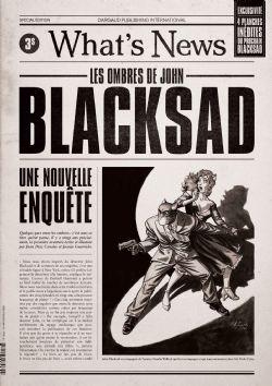 BLACKSAD -  WHAT'S NEW! GAZETTE