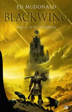 BLACKWING -  LE CRI DU CORBEAU (GRAND FORMAT) 02