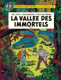 BLAKE ET MORTIMER -  LA VALLÉE DES IMMORTELS - TOME 02, LE MILLIÈME BRAS DU MÉKONG 26