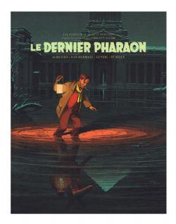 BLAKE ET MORTIMER -  LE DERNIER PHARAON (EDITION COLLECTOR)