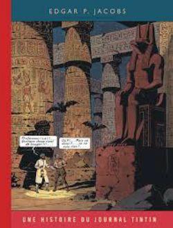BLAKE ET MORTIMER -  LE MYSTÈRE DE LA GRANDE PYRAMIDE - TOME 2 (VERSION JOURNAL TINTIN) 05