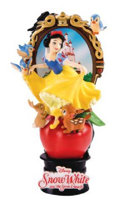 BLANCHE NEIGE -  STATUE (15CM) -  D-STAGE 013