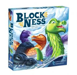 BLOCK NESS (MULTILINGUE)