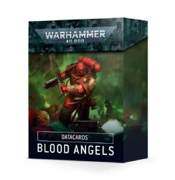 BLOOD ANGELS -  DATACARDS (ANGLAIS)