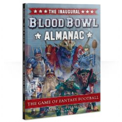 BLOOD BOWL -  ALMANAC - SUPPLÉMENT DE JEU (ANGLAIS)