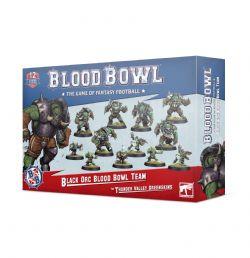 BLOOD BOWL -  BLACK ORC TEAM